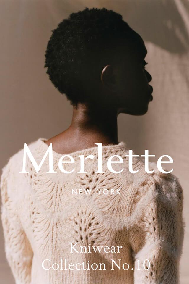 【Merlette.JP】Knitwear out now!